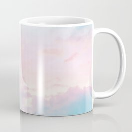 Unicorn Pastel Clouds #2 #decor #art #society6 Coffee Mug