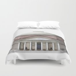 Pantheon, Rome Duvet Cover