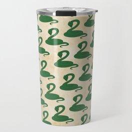 Basalisc Pattern Travel Mug