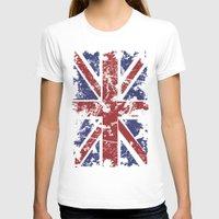 uk T-shirts featuring Grunge UK by Sitchko Igor