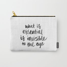 Little Prince Quote Carry-All Pouch