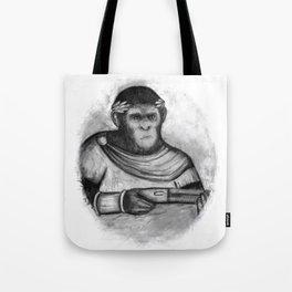 Caesar, the monkey Tote Bag