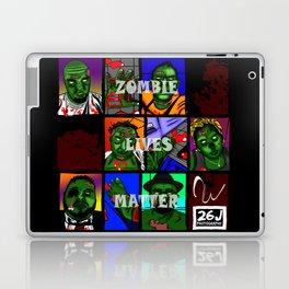 Zombie Lives Matter Collage Laptop & iPad Skin