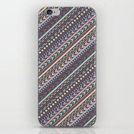 Barcelona Stripes iPhone Skin