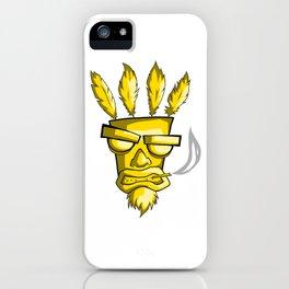 Aku  iPhone Case