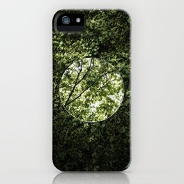 Reflections, Four iPhone Case