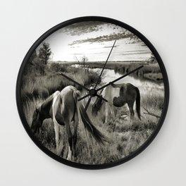 Amazin Grazin Wall Clock