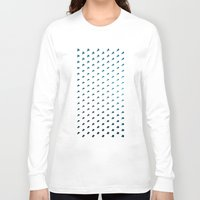polygon Long Sleeve T-shirts featuring Polygon by Evi Radauscher
