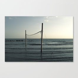 Let's play Canvas Print
