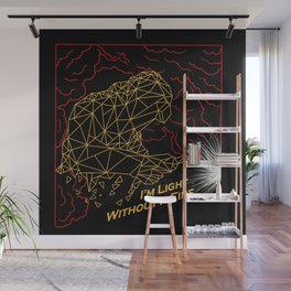 Welder Light Fire Wall Mural