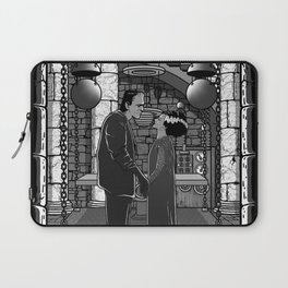 The Monster's bride. Laptop Sleeve