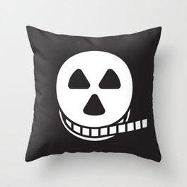 Horror Film Throw Pillow