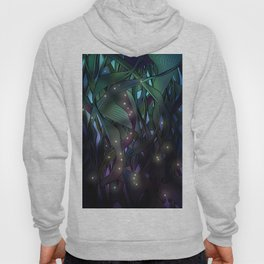 Nocturne with Fireflies Hoody