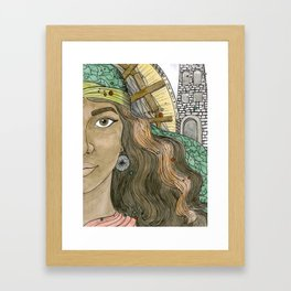 Mary Magdalene Framed Art Print