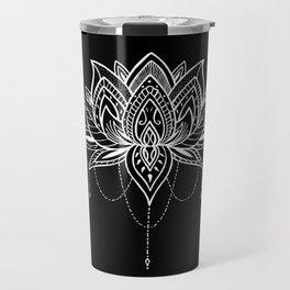 Lotus Love Travel Mug
