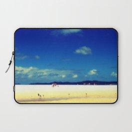 Whitehaven Beach Laptop Sleeve