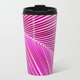 Palm leaf - tropical punch Travel Mug