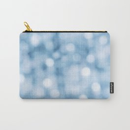 unfocused blue Carry-All Pouch