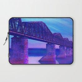 Hope Bridge Soft Laptop Sleeve