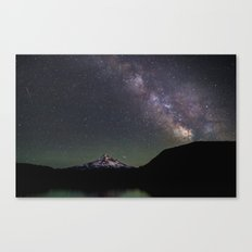 Summer Stars at Lost Lake Canvas Print
