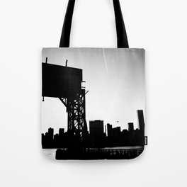 New York City Blackout Tote Bag