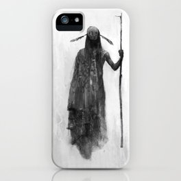 Native Spirit iPhone Case