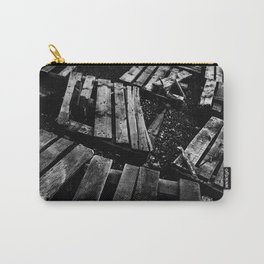 Crumbled Carry-All Pouch