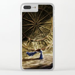 Final Destination (Gate of Valhalla) Clear iPhone Case
