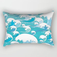 iWaves Rectangular Pillow