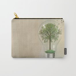 green ideas Carry-All Pouch