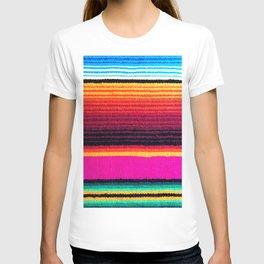 Magenta Sky Serape T-shirt