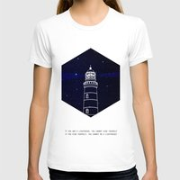 lighthouse T-shirts featuring Lighthouse by Mehdi Elkorchi