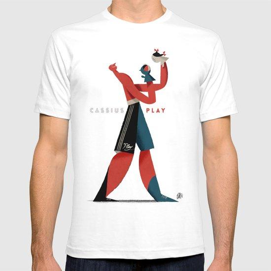 Cassius Play T-shirt