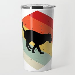 Canis Lupus product For Dog Lovers Cute Dog Travel Mug