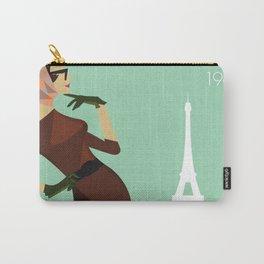 Paris 1960 Carry-All Pouch