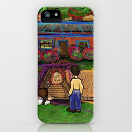 Discovering the Key iPhone Case