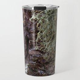 Ashland Oregon Moss RMD Designs Travel Mug