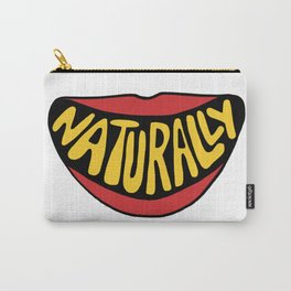 Naturally Carry-All Pouch