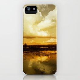 Storm Clouds iPhone Case
