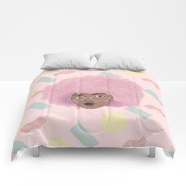 Bubblegum Girl Comforters
