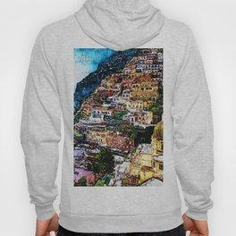 Amalfi, Italy Hoody