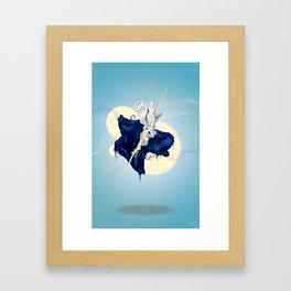 infinite visibility  Framed Art Print