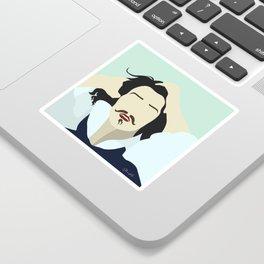 Desperate Sticker