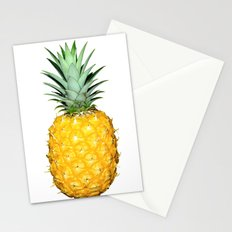Big Pineapples Stationery Cards