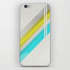 Retro graphic iPhone & iPod Skin