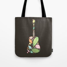 Let your Guitar Sing B-Side Tote Bag
