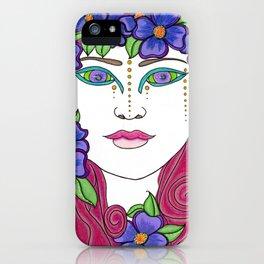 Antheia iPhone Case