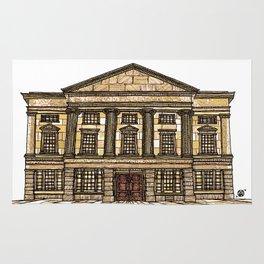 Shrewsbury Museum and Art Gallery, Sepia Rug