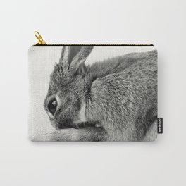 Rabbit Animal Photography Carry-All Pouch