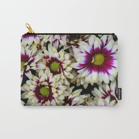 Multi color daisies! Carry-All Pouch